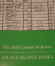 The 1841 Census of Jersey : An All Island Index